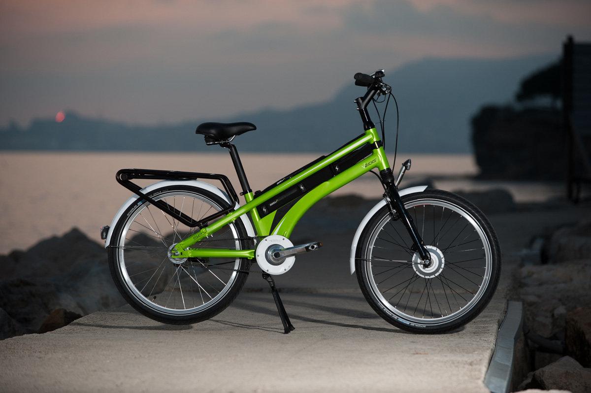 Vélo électrique SEV Velicks à la location
