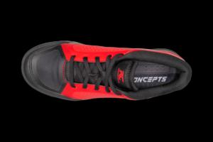Chaussure Ride Concept POWERLINE rouge noir