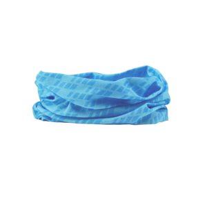 GripGrab - Cache-cou multifonctionnel bleu