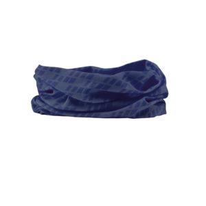 GripGrab - Cache-cou multifonctionnel bleu marine