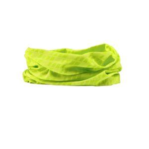 GripGrab - Cache-cou multifonctionnel jaune
