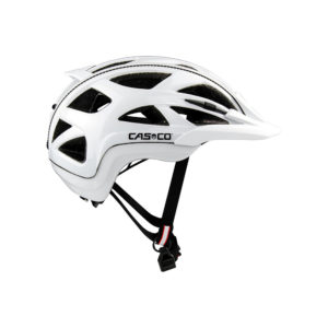 casque casco active2 white shiny