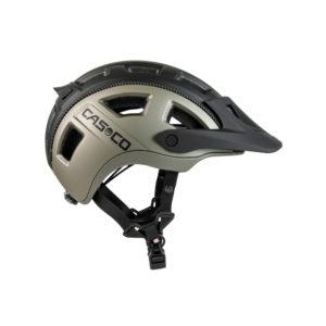 casque casco mtbe2 matte black titan structure
