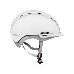casque casco roadster white