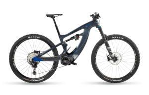 BH XTEP CARBON LYNX 6 PRO-S bleu